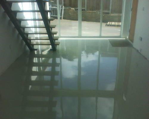 Seamless Poured Resin Flooring Seamless Poured Rubber