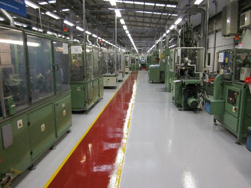 Epoxy Resin Flooring Newcastle Tyne and Wear