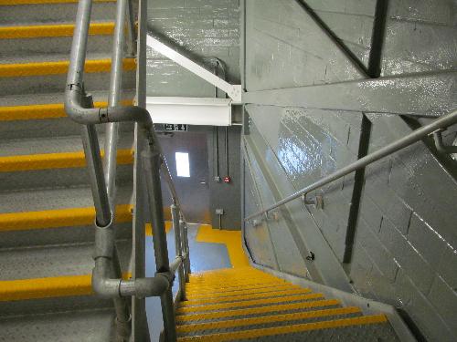 Industrial resin flooring London