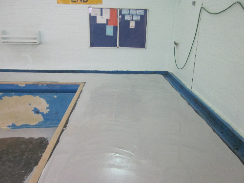 Swimming pool coatings Stockton on Tees Cleveland