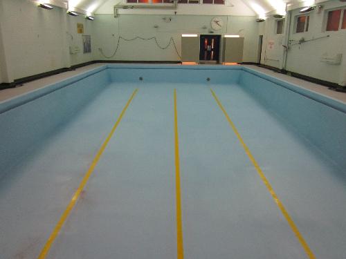 Swimming pool coatings Sunderland Tyne and Wear