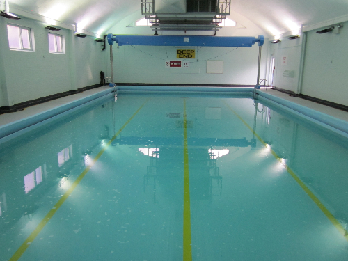 Swimming pool renovation North East of England