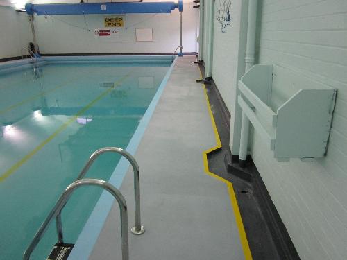 Anti slip resin flooring Northumberland and Tyneside