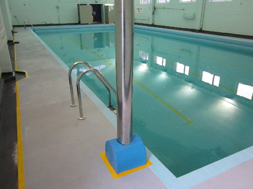 Slip resistant and anti slip resin flooring North East