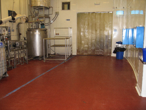 Polyurethane flooring Sunderland