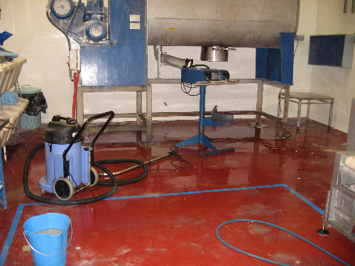 Resin flooring Sunderland