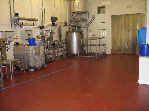 Industrial flooring Sunderland