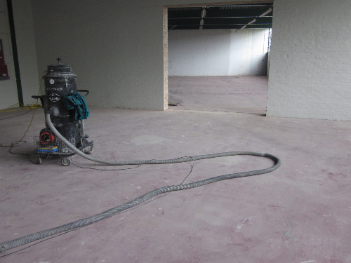 how to prepare surface for epoxy resin
