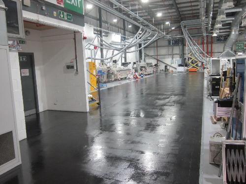 Anti static epoxy floor primer coating North East