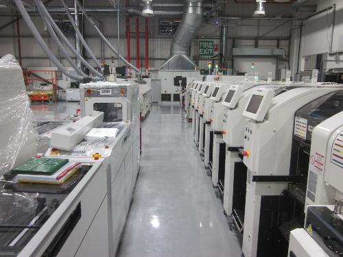Industrial Epoxy Resin Flooring County Durham England