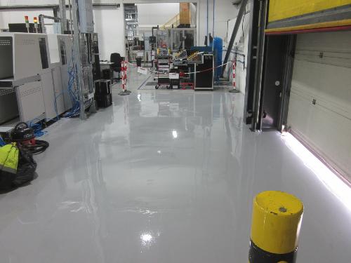Epoxy flooring North East anti static floor coatings