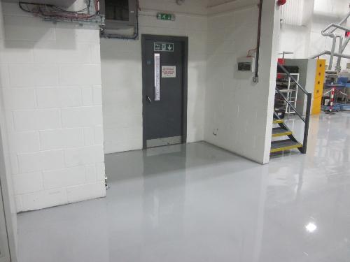 Industrial Epoxy Floor Screeds County Durham England