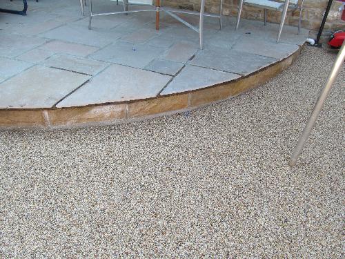 Resin surfaces resin paving resin pathways Durham