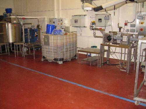 Seamless Industrial Resin Flooring North East England