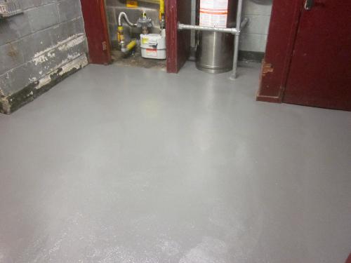 Polyurethane resin flooring North Tyneside