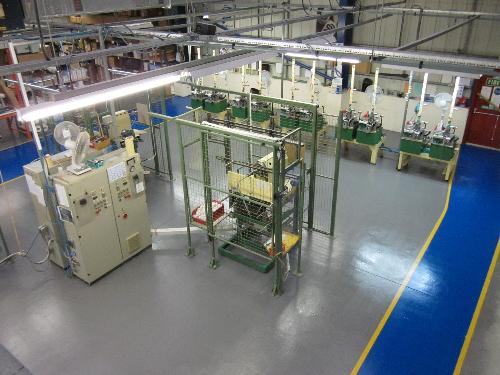 Epoxy resin floor coatings Durham