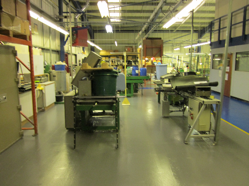 Industrial epoxy and polyurethane floors County Durham