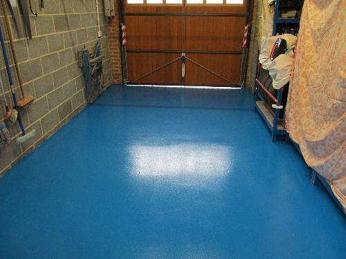 Protective epoxy resin floor screeds County Durham