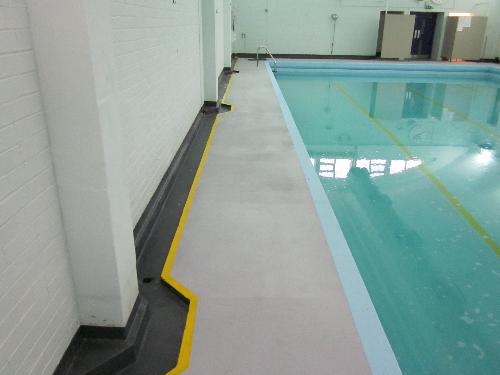 Anti slip resin floor screeds North East of England