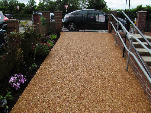 North Shields Resin Exteriors Driveways North Tyneside