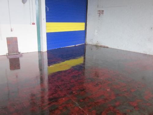 Epoxy concrete floor paints Sunderland Tyne and Wear