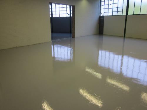 Concrete floor coatings paints screeds Sunderland