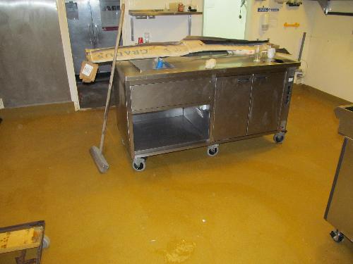 Industrial resin flooring Boldon Colliery Tyne and Wear