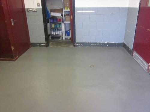 Resin flooring North Shields North Tyneside
