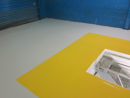 Epoxy resin floors Newcastle Upon Tyne resin flooring