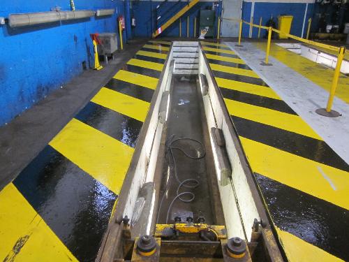 Epoxy garage floor coatings applied in County Durham