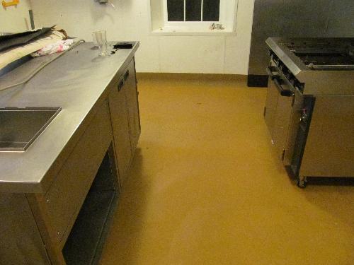 Polyurethane flooring Cramlington Northumberland