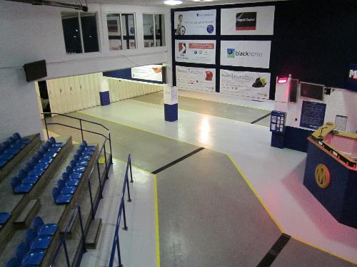 High build epoxy resin flooring Newcastle Upon Tyne