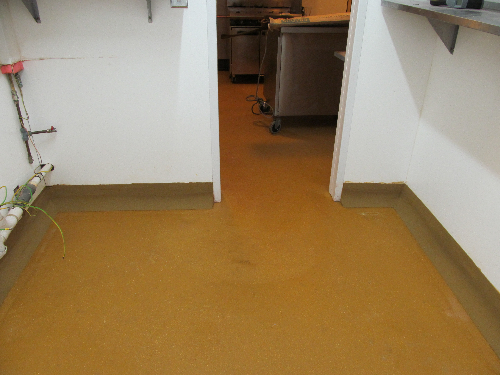 Polyurethane resin floor screed Northumberland