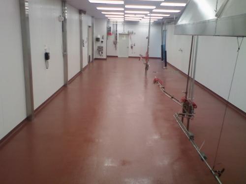Industrial Epoxy Floor Screeds North East England
