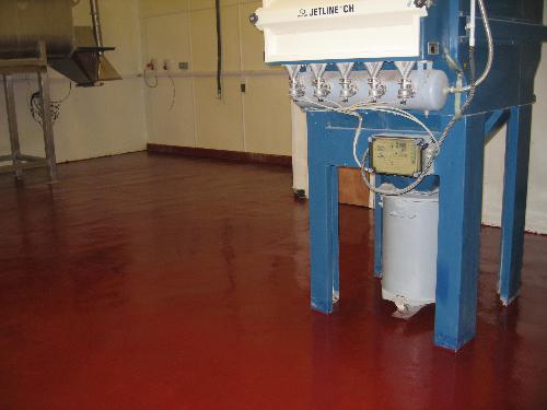 Epoxy and Polyurethane Flooring North East England