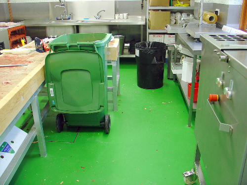 Heavy duty impervious resin floor screeds North East