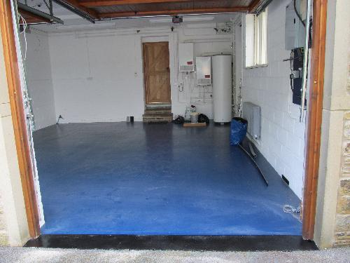 Seamless epoxy resin flooring Stockton on Tees