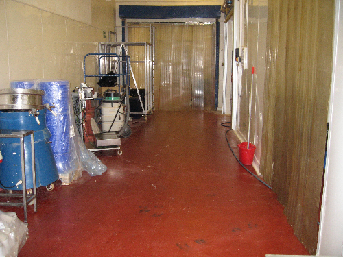 Resin Floor Screeds and Coatings North East England