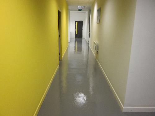 Industrial resin flooring Chester Le Street Durham
