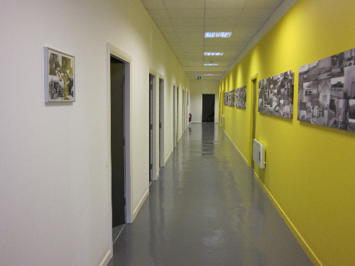 Commercial office flooring epoxy coatings North East
