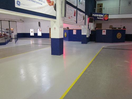 Floor coatings North East England