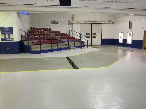 Floor coatings Middlesbrough Teesside