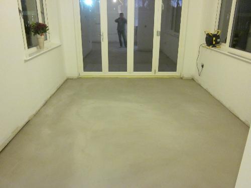 Decorative concrete flooring systems County Durham