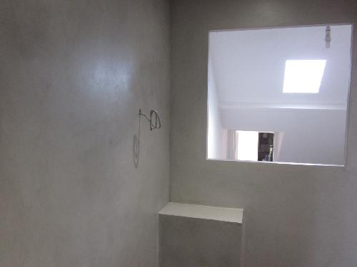 Microscreed bathroom installation Newcastle Upon Tyne