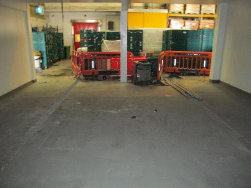 Hygienic food grade resin flooring County Dirham