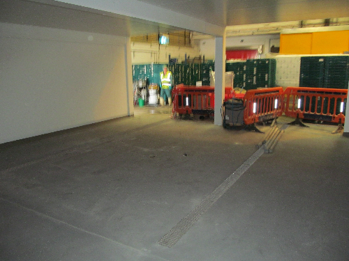 Chemical resistant resin flooring Darlington Durham