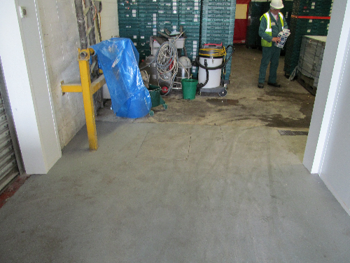Impact resistant resin flooring Darlington Durham