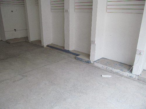Prepared concrete substrate Dr Funkenstein Sunderland