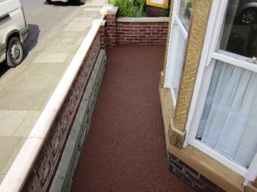 Sunderland Resin Exteriors Gravel Floor Screeds