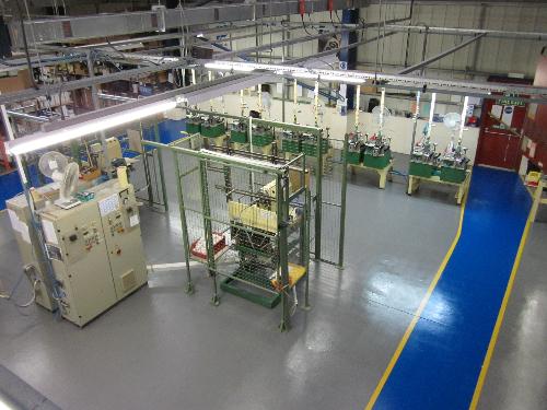 County Durham Workshop Epoxy Floors North East England